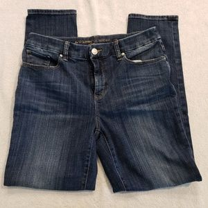 So Slimming Girlfriend Ankle By Chico's Size 0.5R